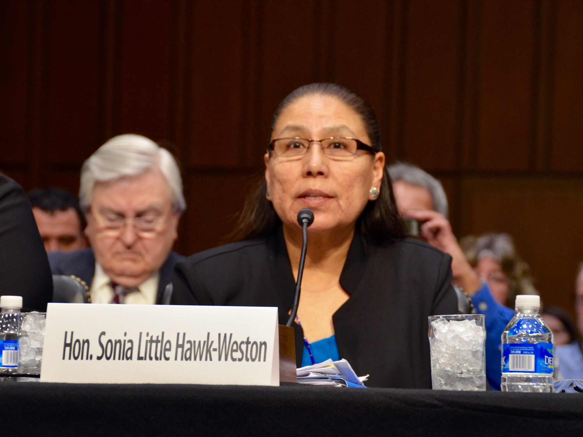 Lakota Country Times: Ousted Oglala Sioux Tribe council member seeks seat again