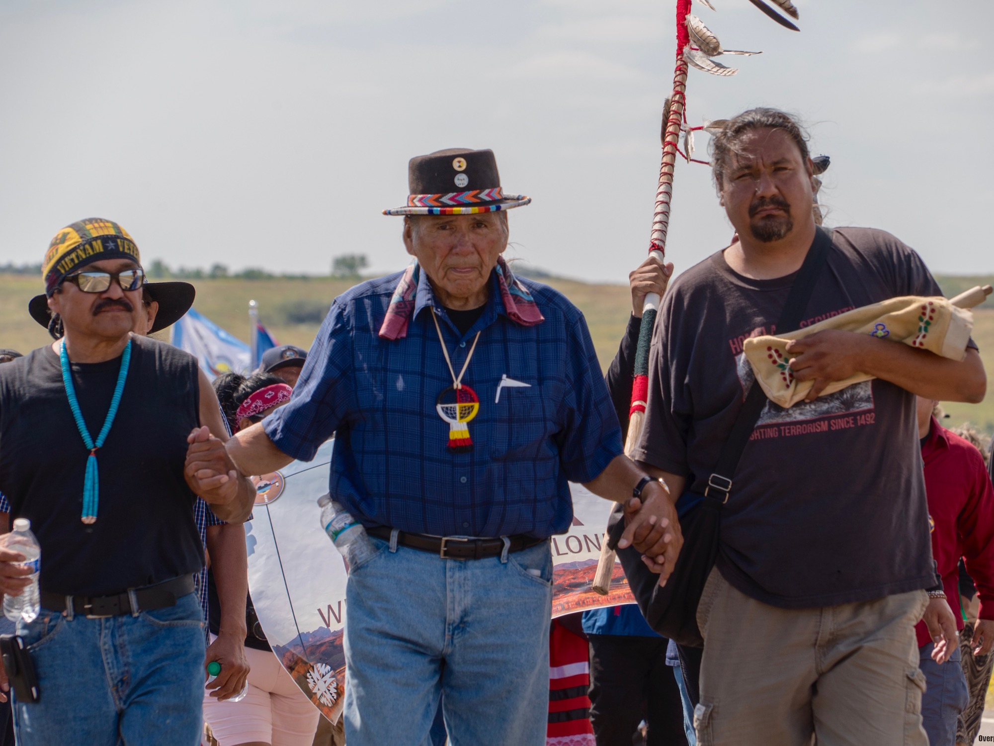 Dave Archambault Sr.: History unfolds on Standing Rock land
