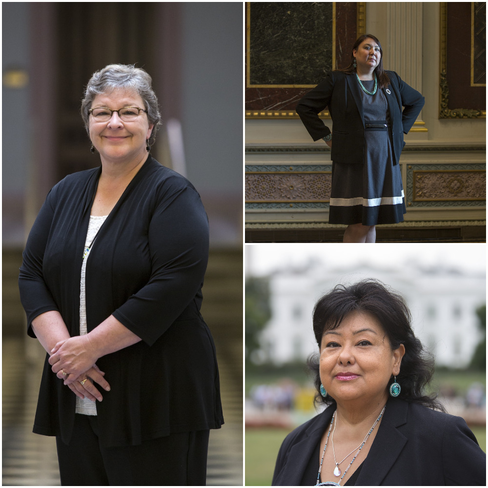 White House: Indigenous voices in the Obama administration
