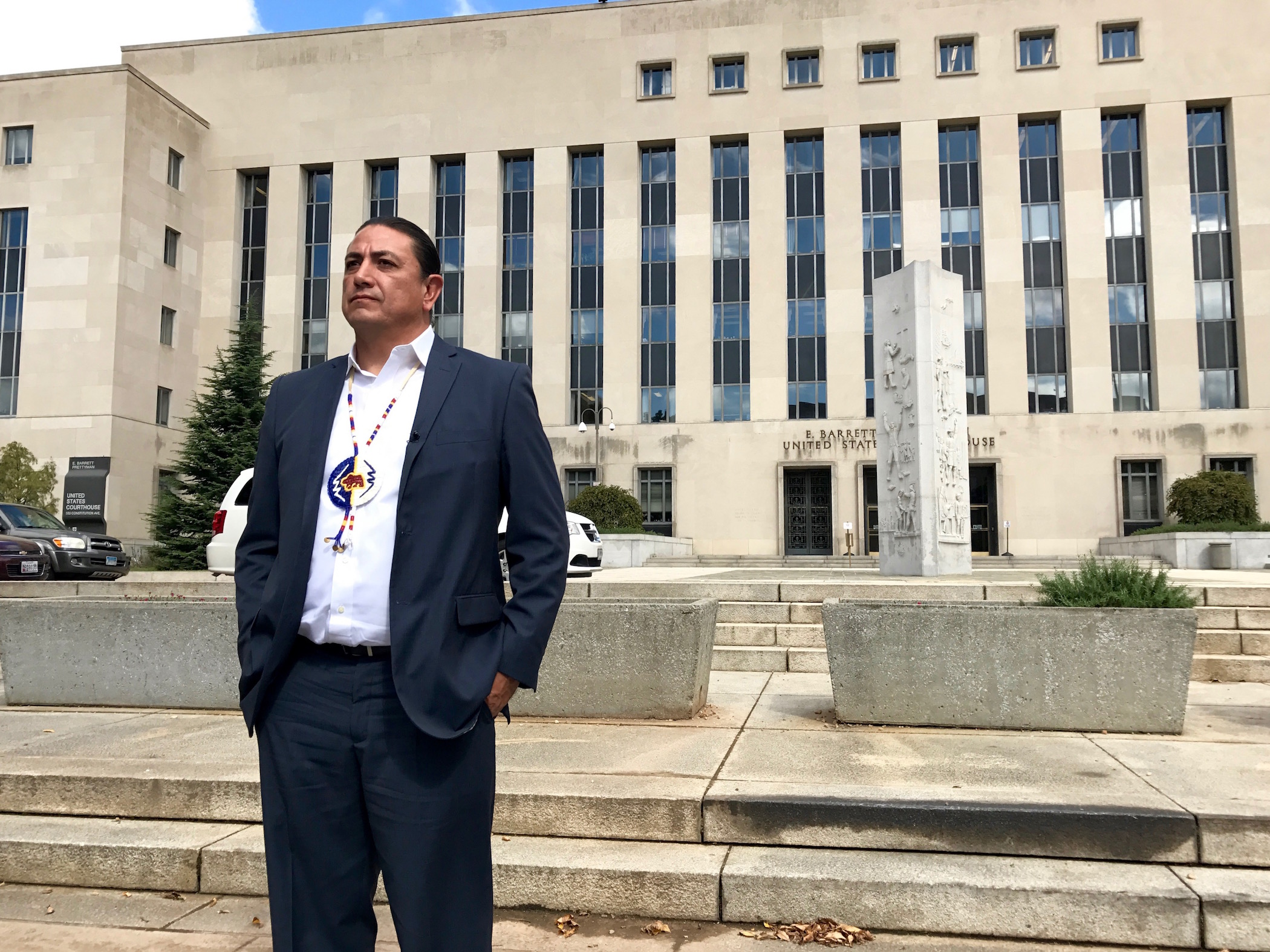 Standing Rock Sioux Tribe ousts Dave Archambault as chairman in election