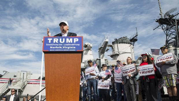 Robin Annette LaDue: The ugly truths of Republican Donald Trump