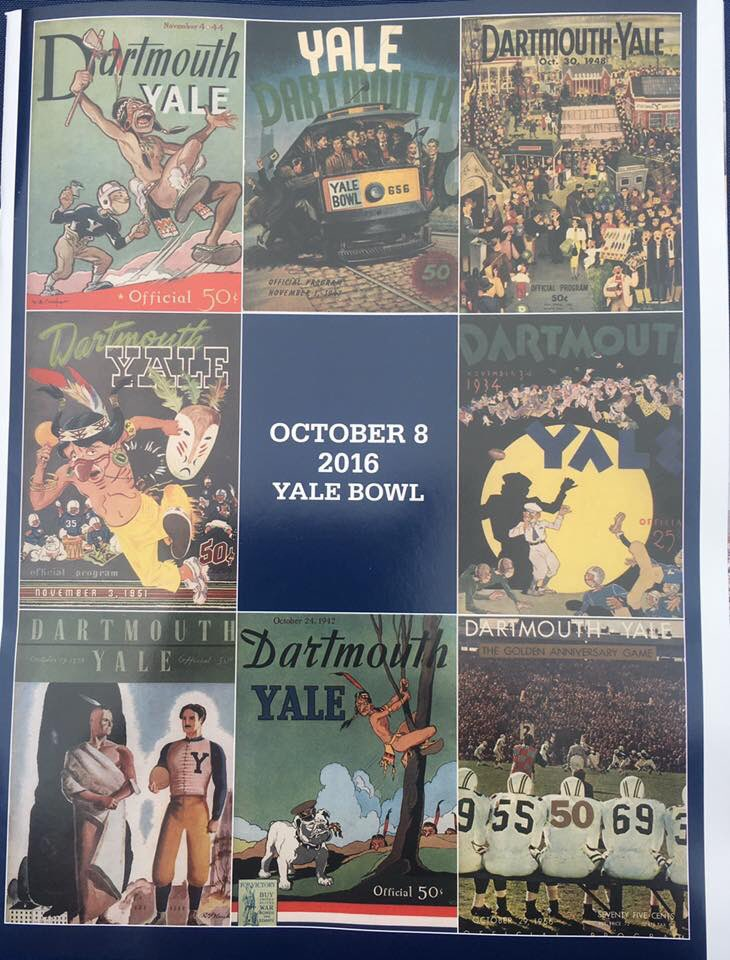 Native students condemn 'racist' images used in official program at Yale University