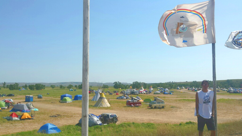 Alex Piechowski-Begay: What water and #NoDAPL mean to me