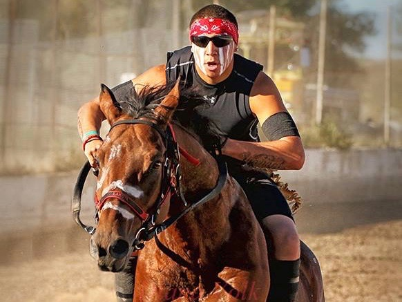 Lakota Country Times: Indian relay races in Rapid City a success