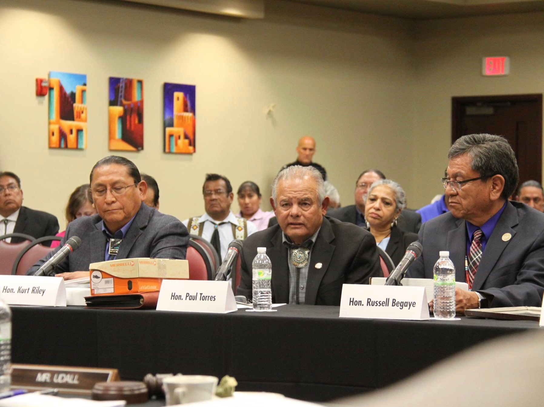 Tribes seek greater protections for sacred and cultural property