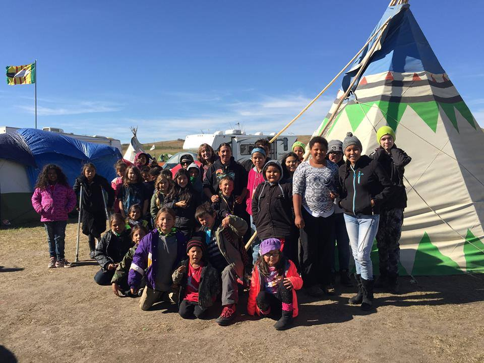 Mary Annette Pember: Teaching a new generation of water protectors