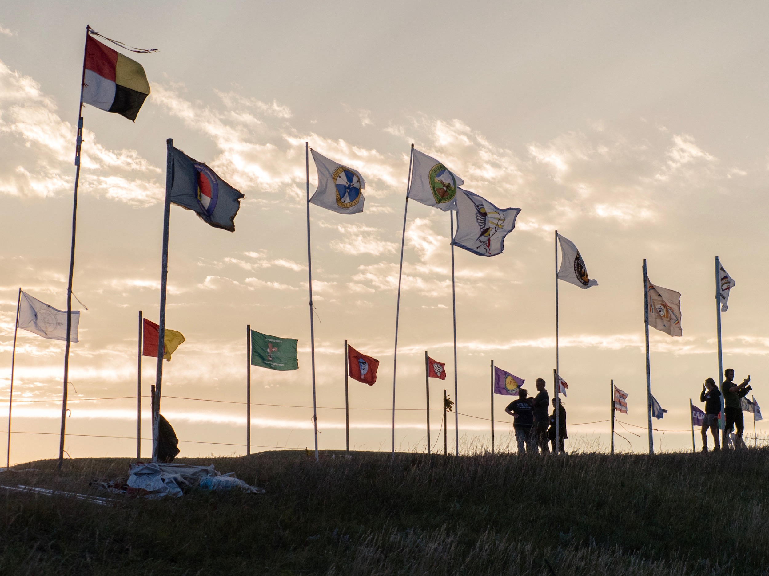Sioux Nation to President Obama: Stop the Dakota Access Pipeline