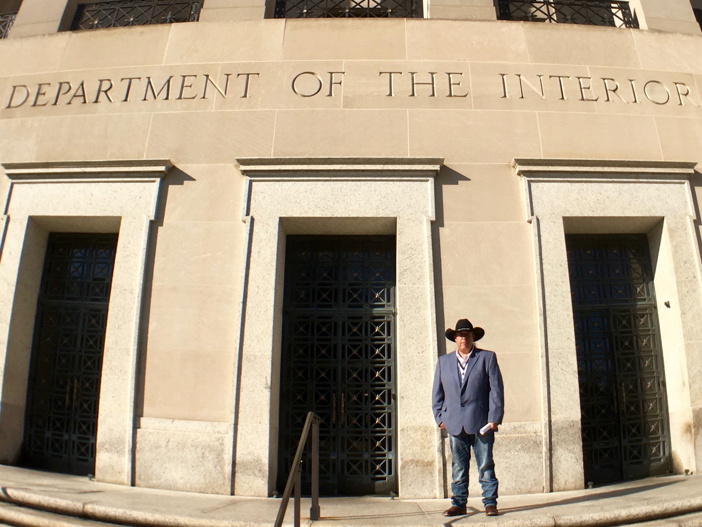Ute Tribe goes to war against 'modern day Indian land grab' bill