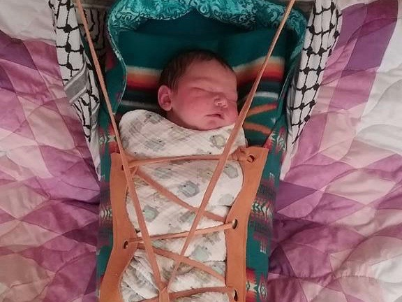 Mary Annette Pember: First baby born at water protector camp