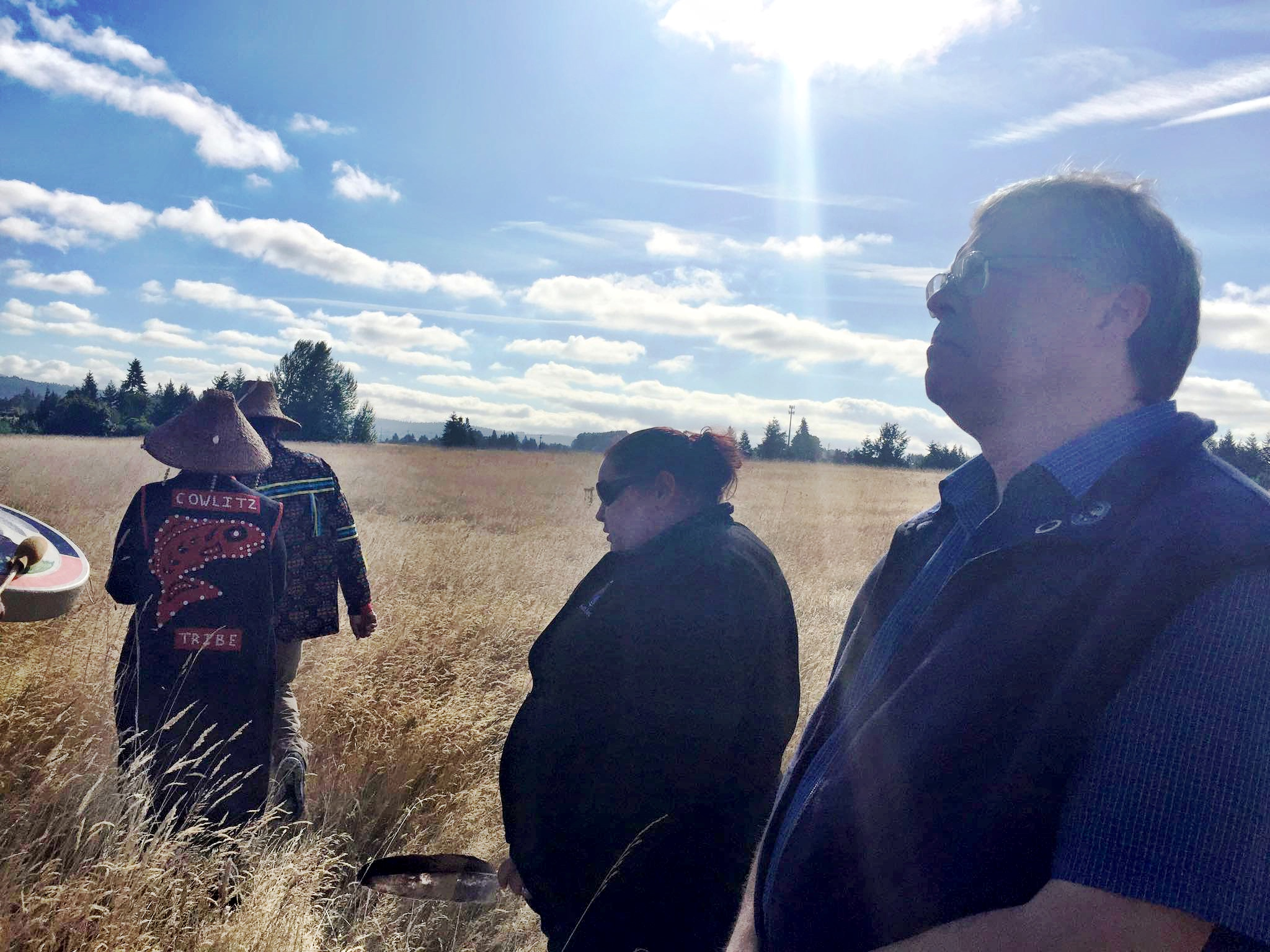 Cowlitz Tribe opposes coal export terminal on aboriginal lands