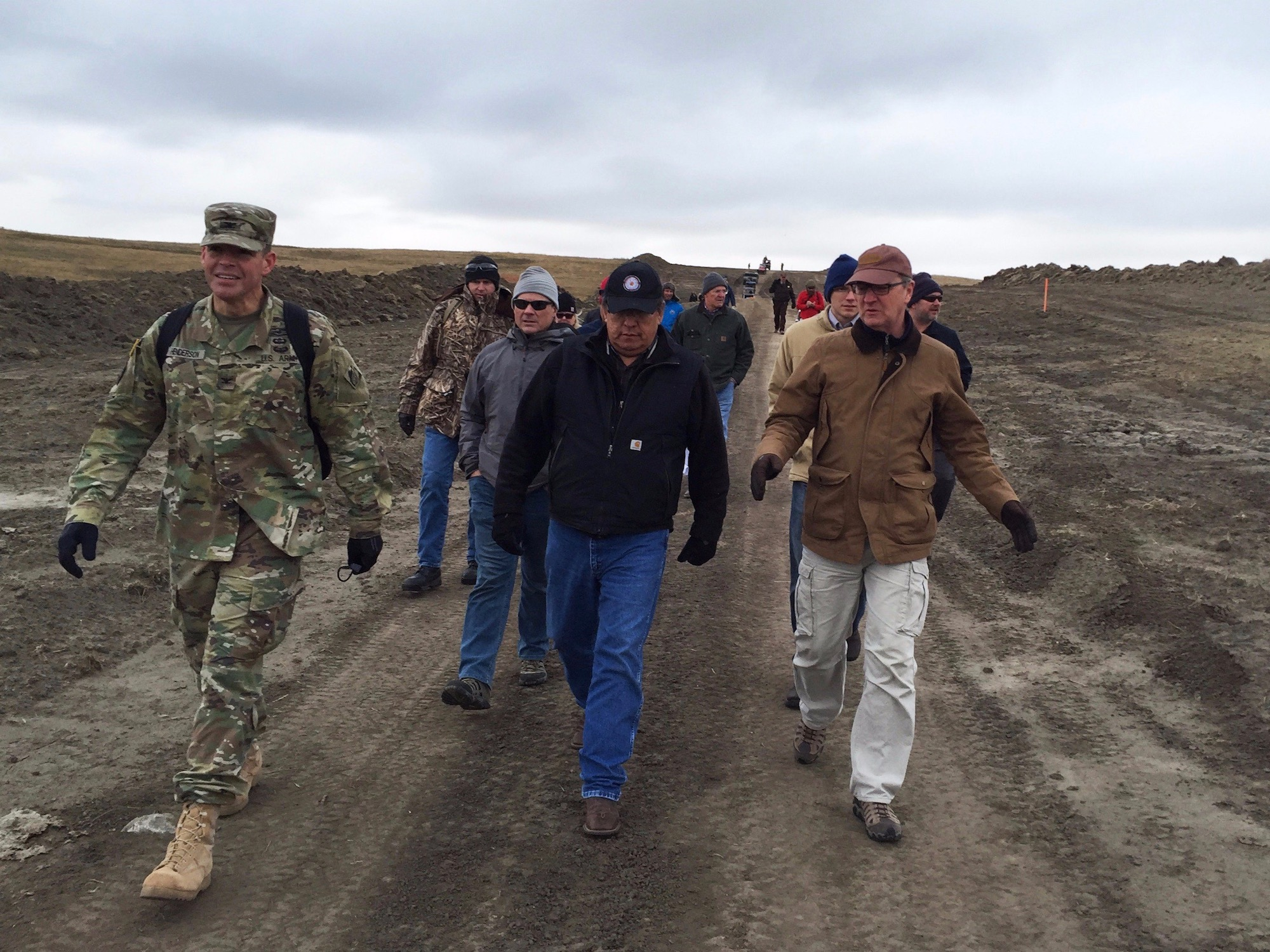 North Dakota agency defends request for small fine against Dakota Access