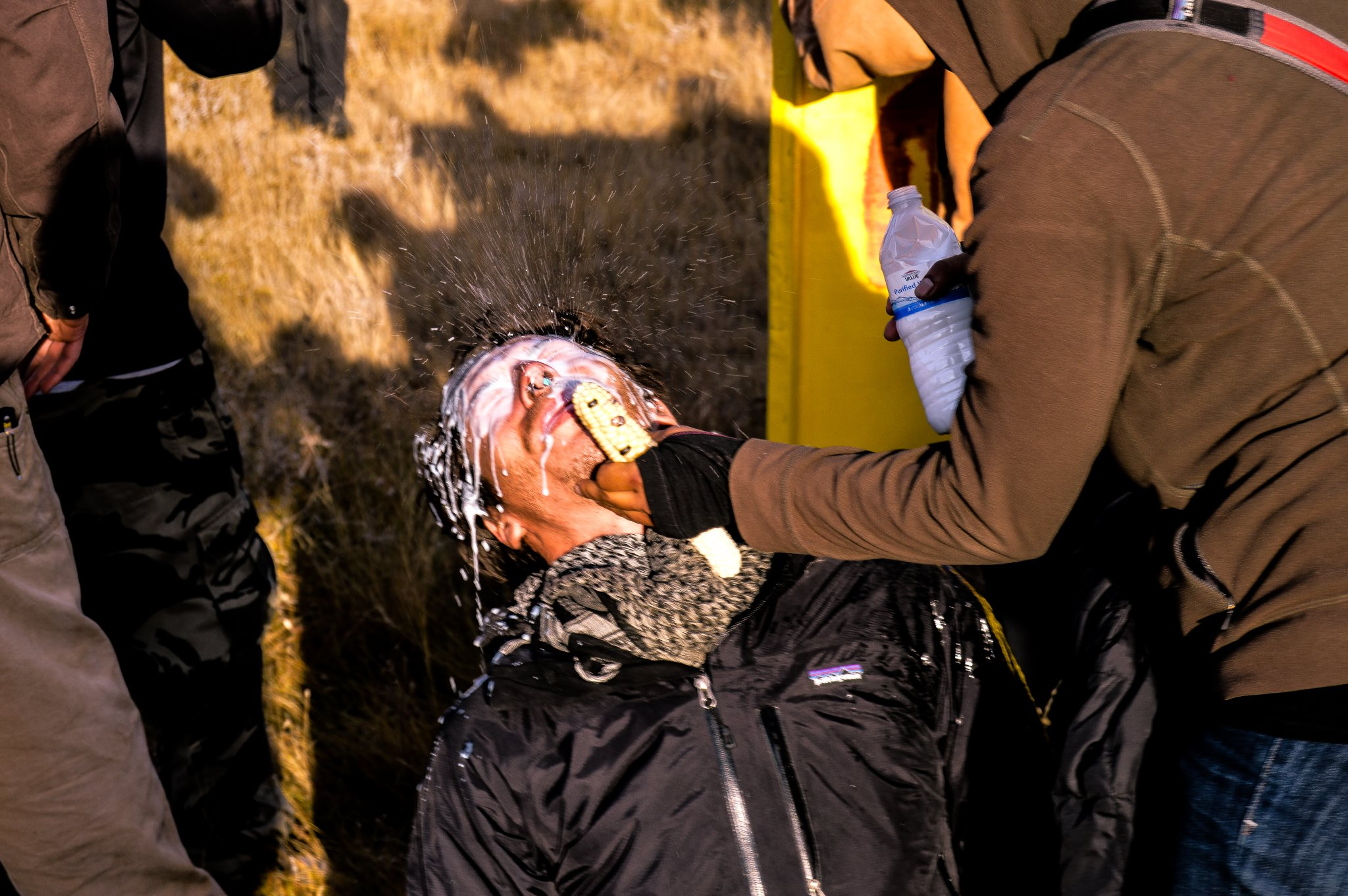 Democracy Now: New resistance camp and more arrests in fight against Dakota Access Pipeline