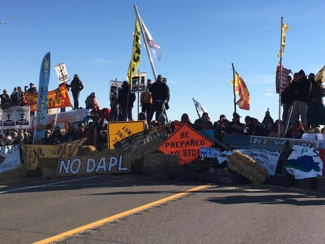 Mark Trahant: North Dakota takes #NoDAPL battle to extremes