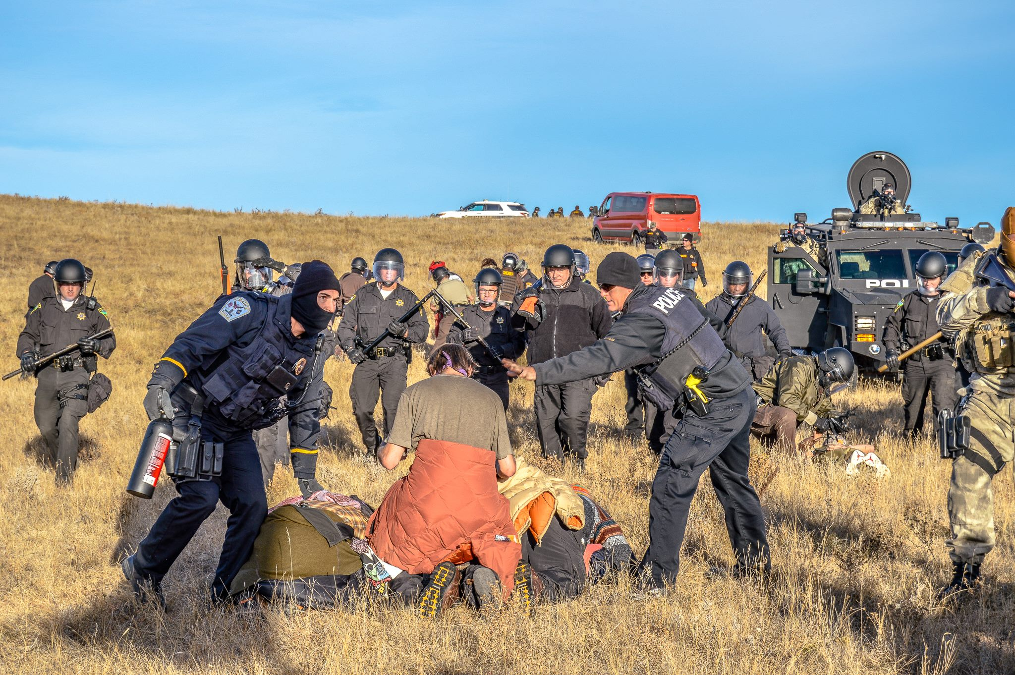 Mary Annette Pember: North Dakota embarks on #NoDAPL crackdown
