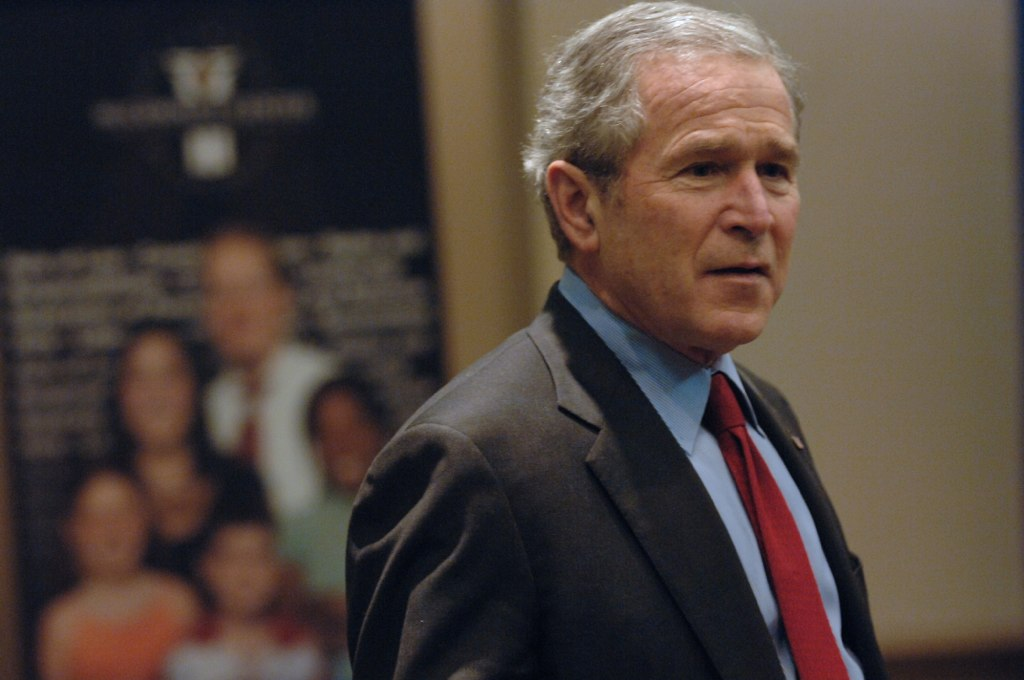 ICT series continues with George W. Bush's sovereignty gaffe