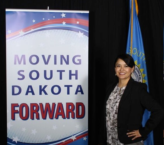 Native candidate in South Dakota gets big boost from President Barack Obama