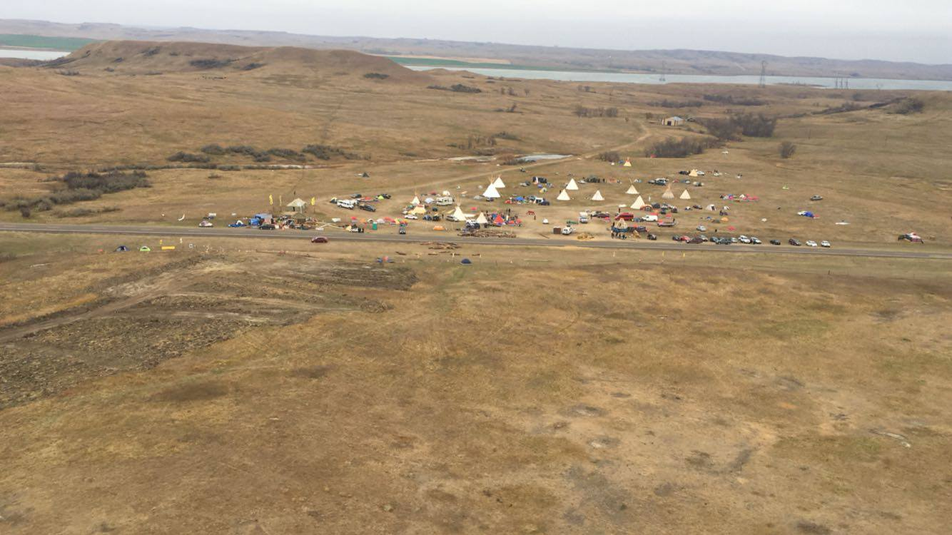 Dave Archambault Sr.: Dehumanizing the #NoDAPL movement