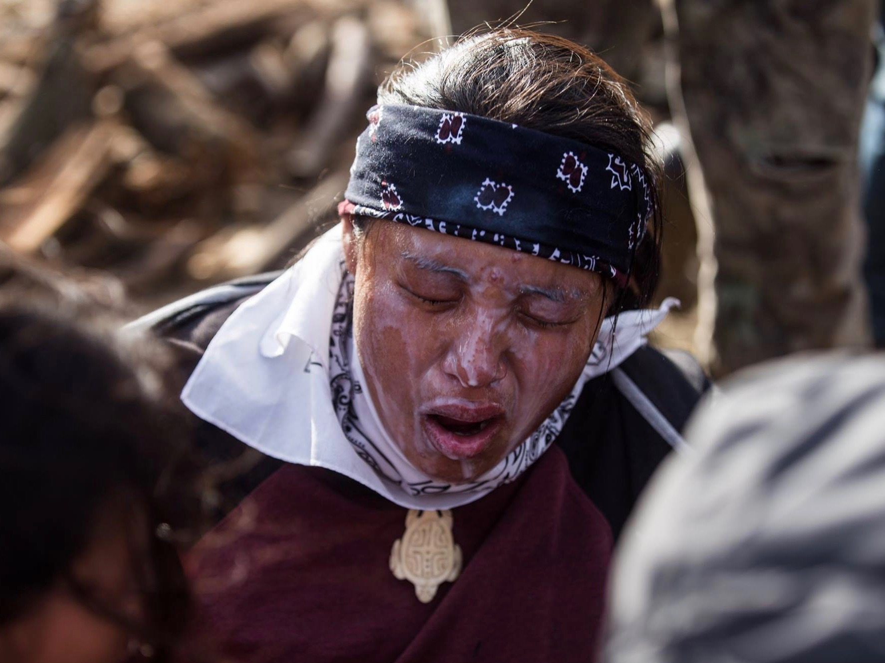 Dina Gilio-Whitaker: #NoDAPL crackdown shows how racism lives on
