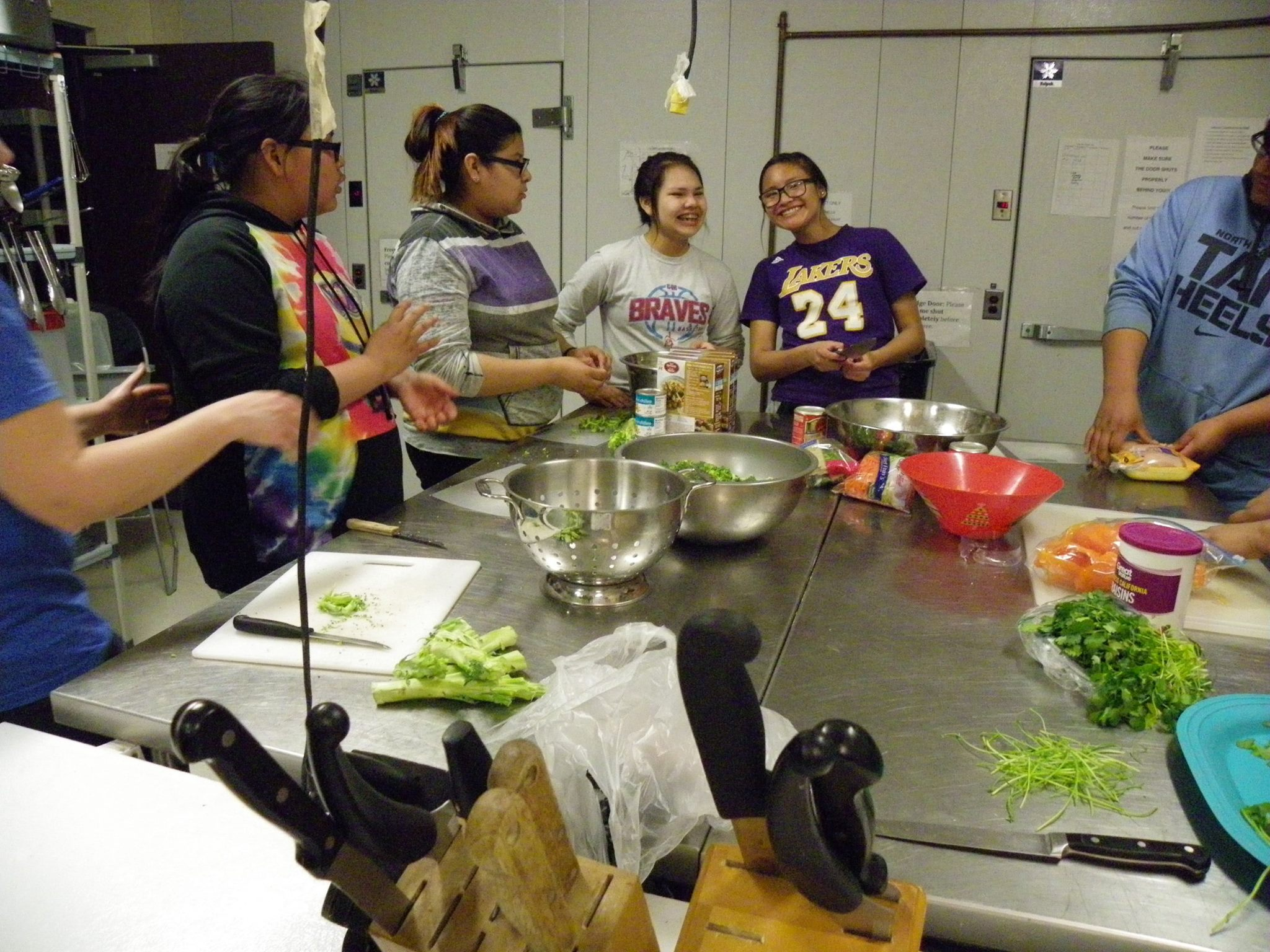 Lakota Country Times: Program boosts youth on Cheyenne River Sioux Reservation
