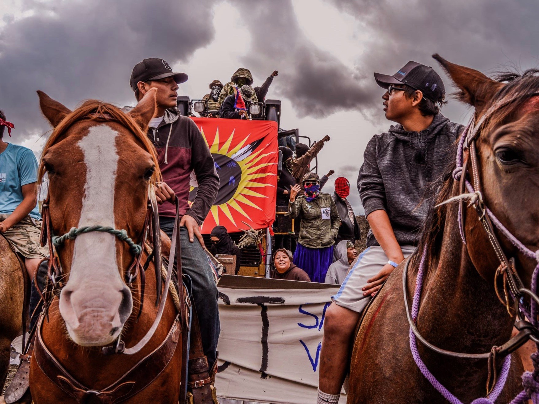 Gyasi Ross: The best option is to stop the Dakota Access Pipeline