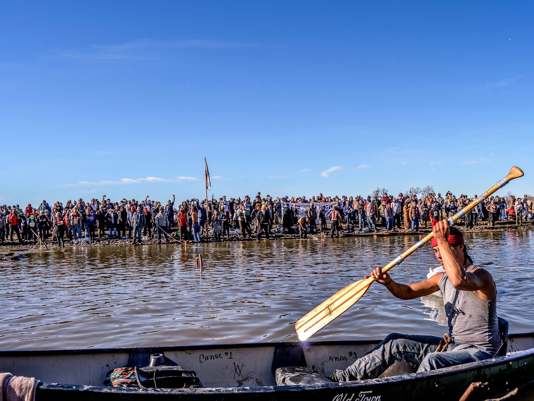Army Corps calls Dakota Access Pipeline resisters 'trespassers' in letter to county