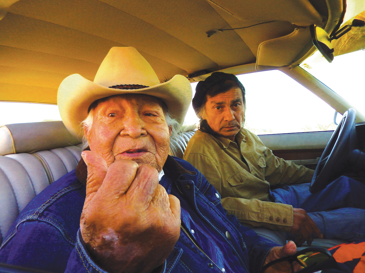 Native Sun News Today: Film shot at Pine Ridge up for early release