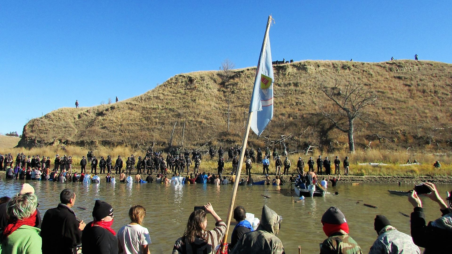 Andrew Revkin: #NoDAPL movement isn't just about the pipeline