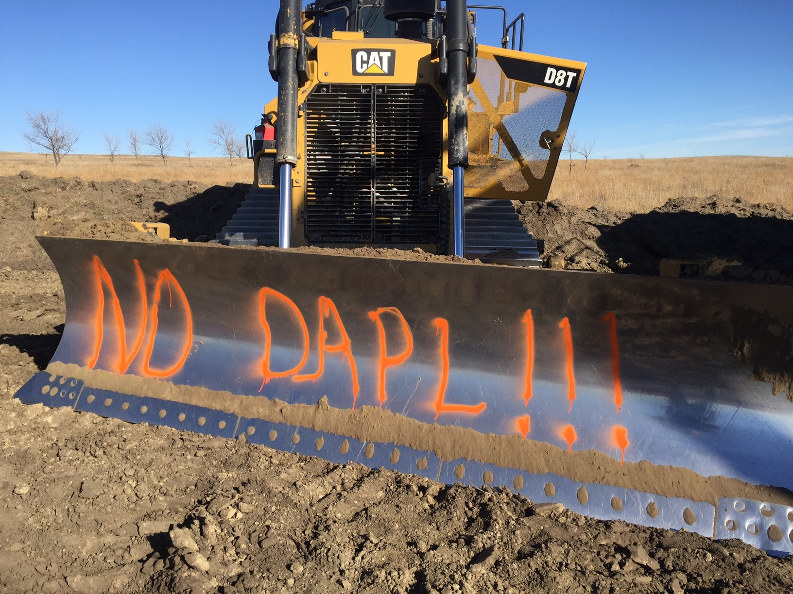 Army Corps still won't issue easement for Dakota Access Pipeline