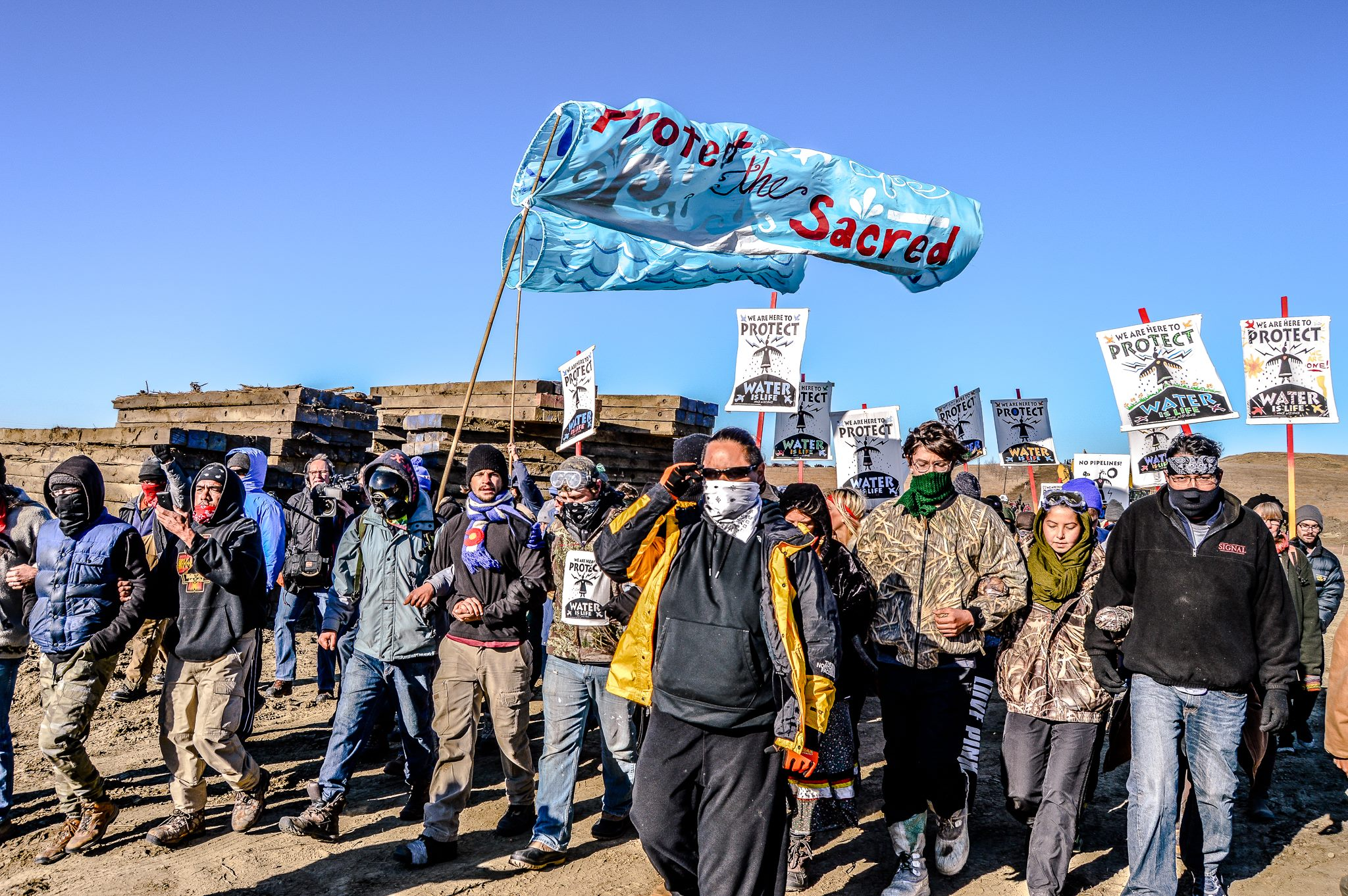 Indian Country prepares for a new jolt on Dakota Access Pipeline
