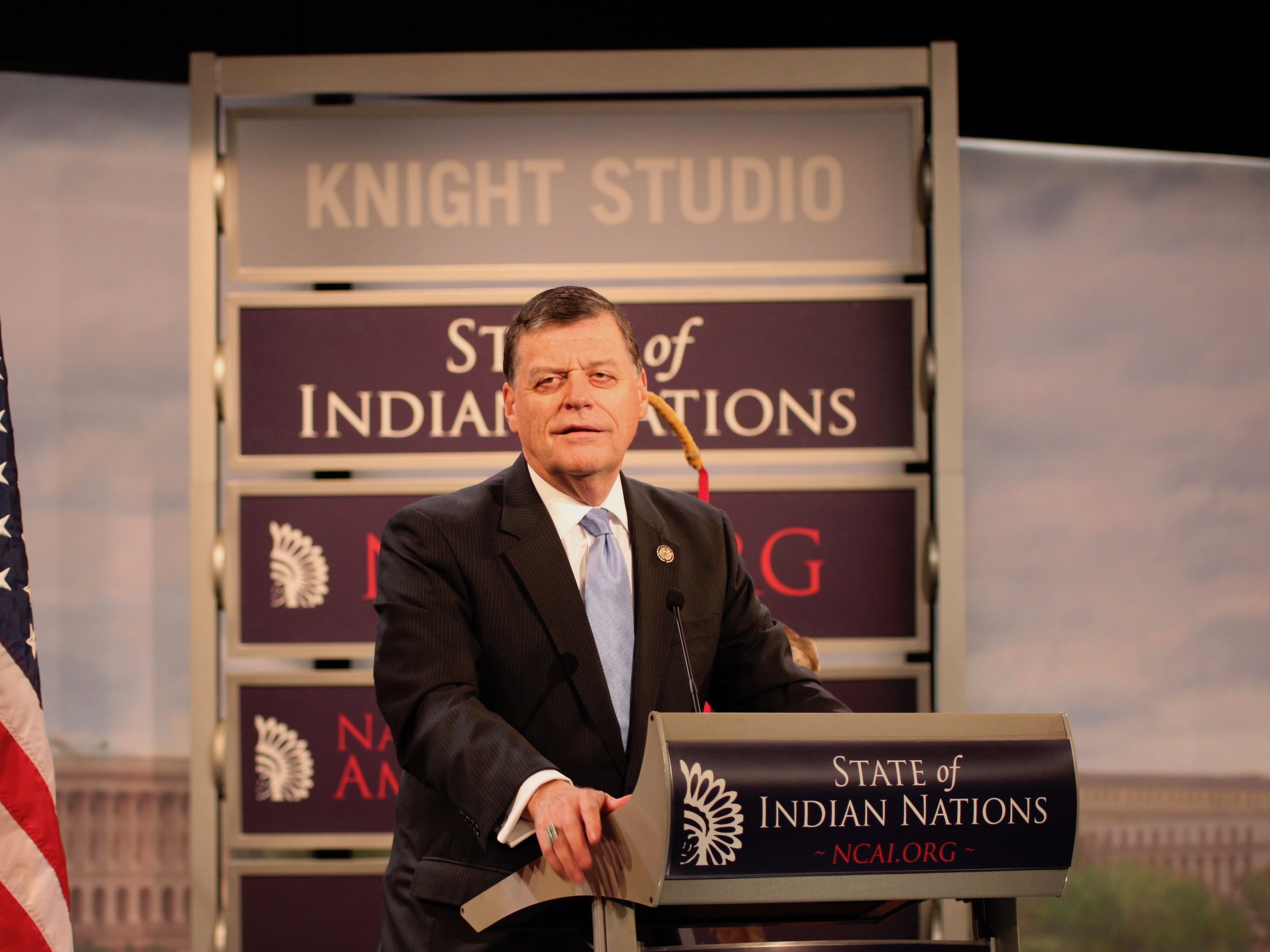 Rep. Tom Cole takes another stab at addressing land-into-trust ruling