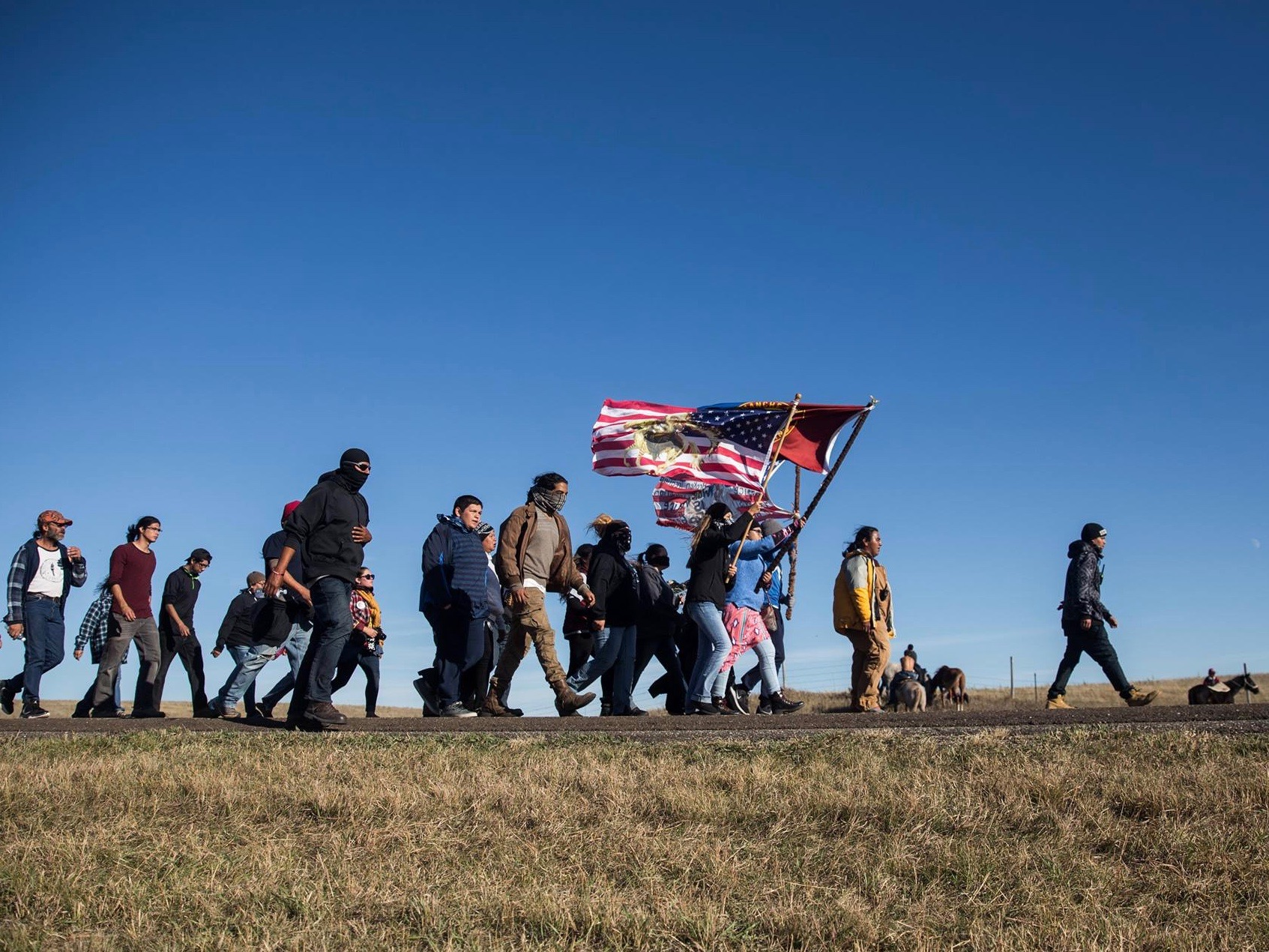 Dakota Access defies easement delay and vows to finish pipeline