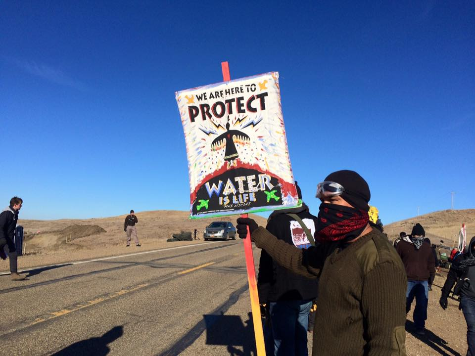 Steven Newcomb: Dakota Access Pipeline violates treaty rights
