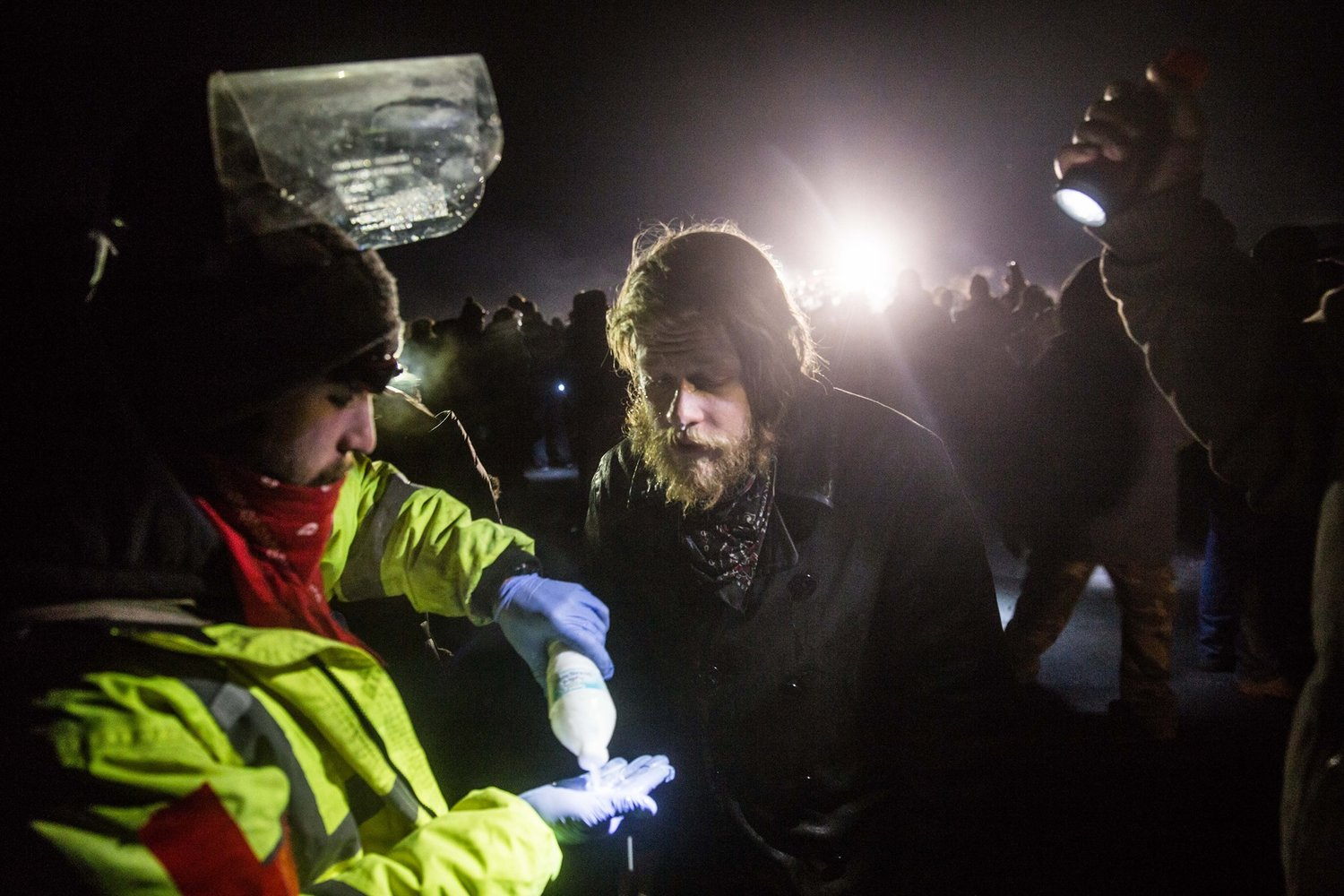 Dakota Access Pipeline continues legal push as frontline hit by assaults in North Dakota