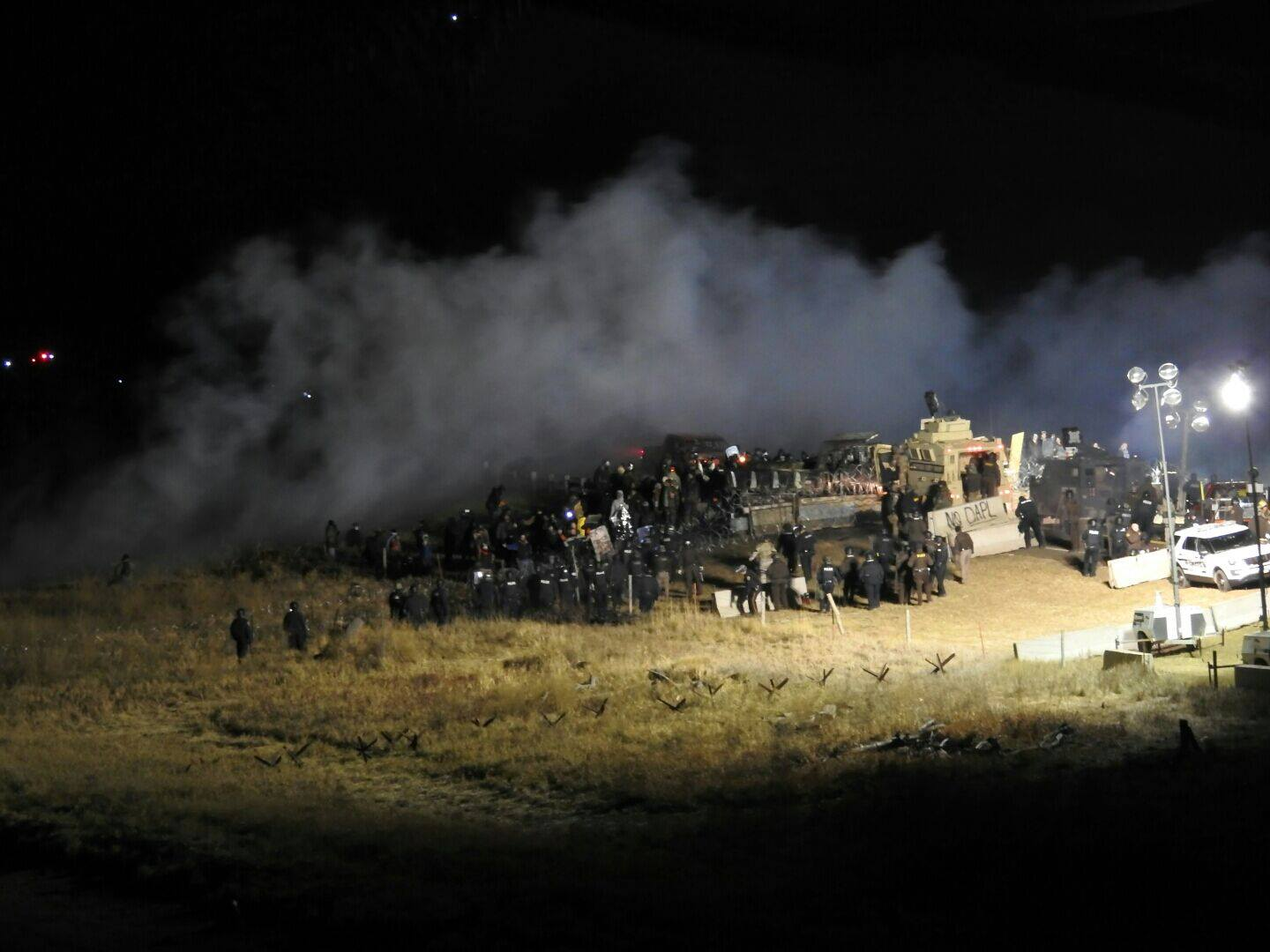 Lakota Country Times: Crow Creek Sioux Tribe breaks with state over #NoDAPL crackdowns