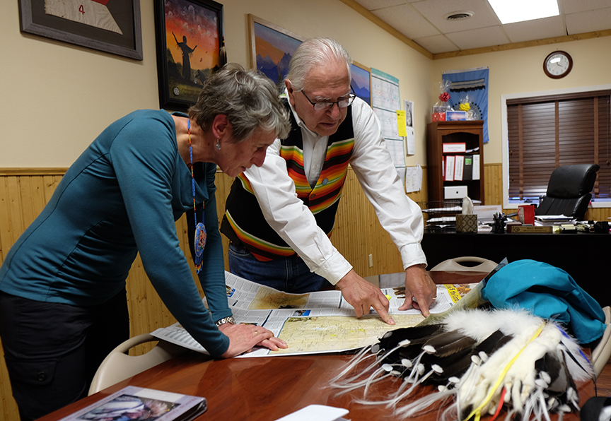 Blackfeet Nation landowners see more than $273M in land offers