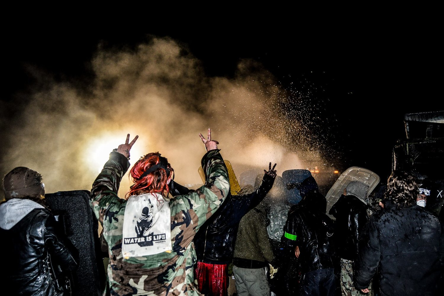 Charmaine White Face: Let the 'Big Spirits' take over at Standing Rock