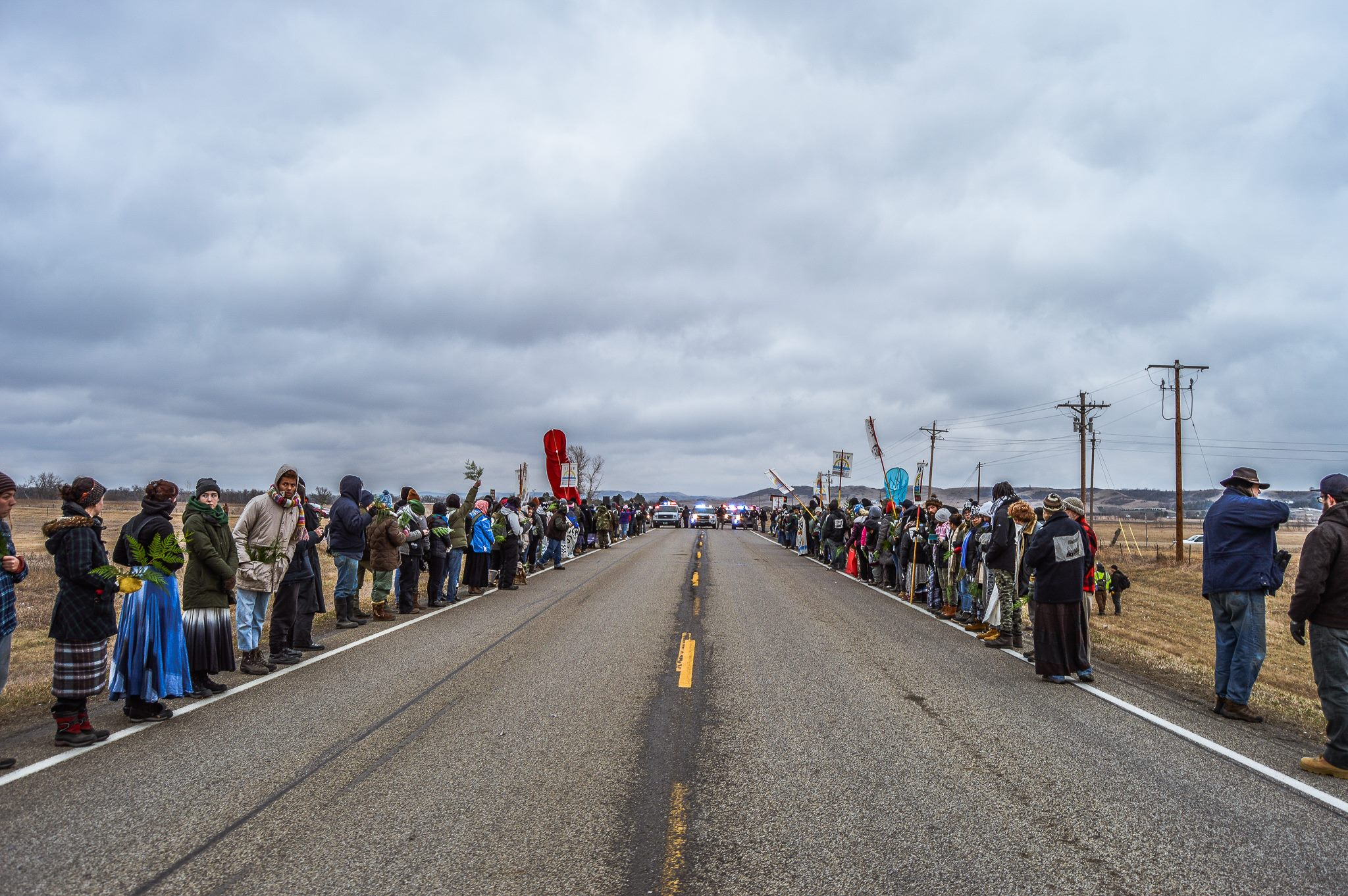 North Dakota sheriff hit with lawsuit as governor moves in on #NoDAPL camp