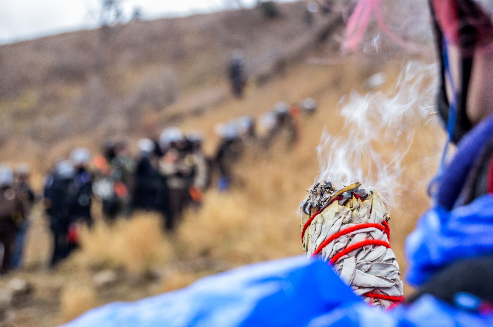 Kelly Hayes: My whole heart is with the #NoDAPL water protectors