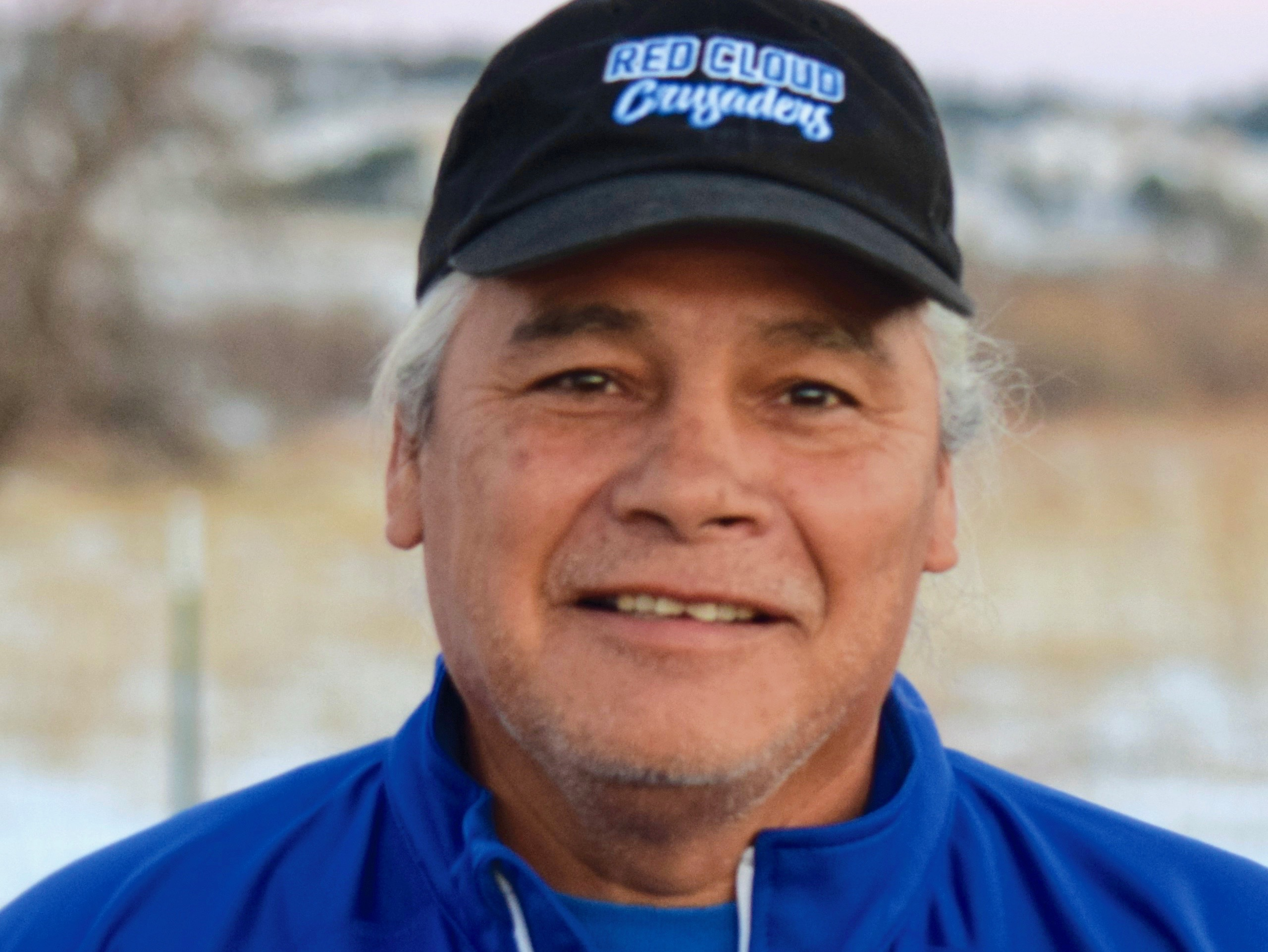 Native Sun News Today: Duane Big Crow relishes role as football coach on Pine Ridge Reservation
