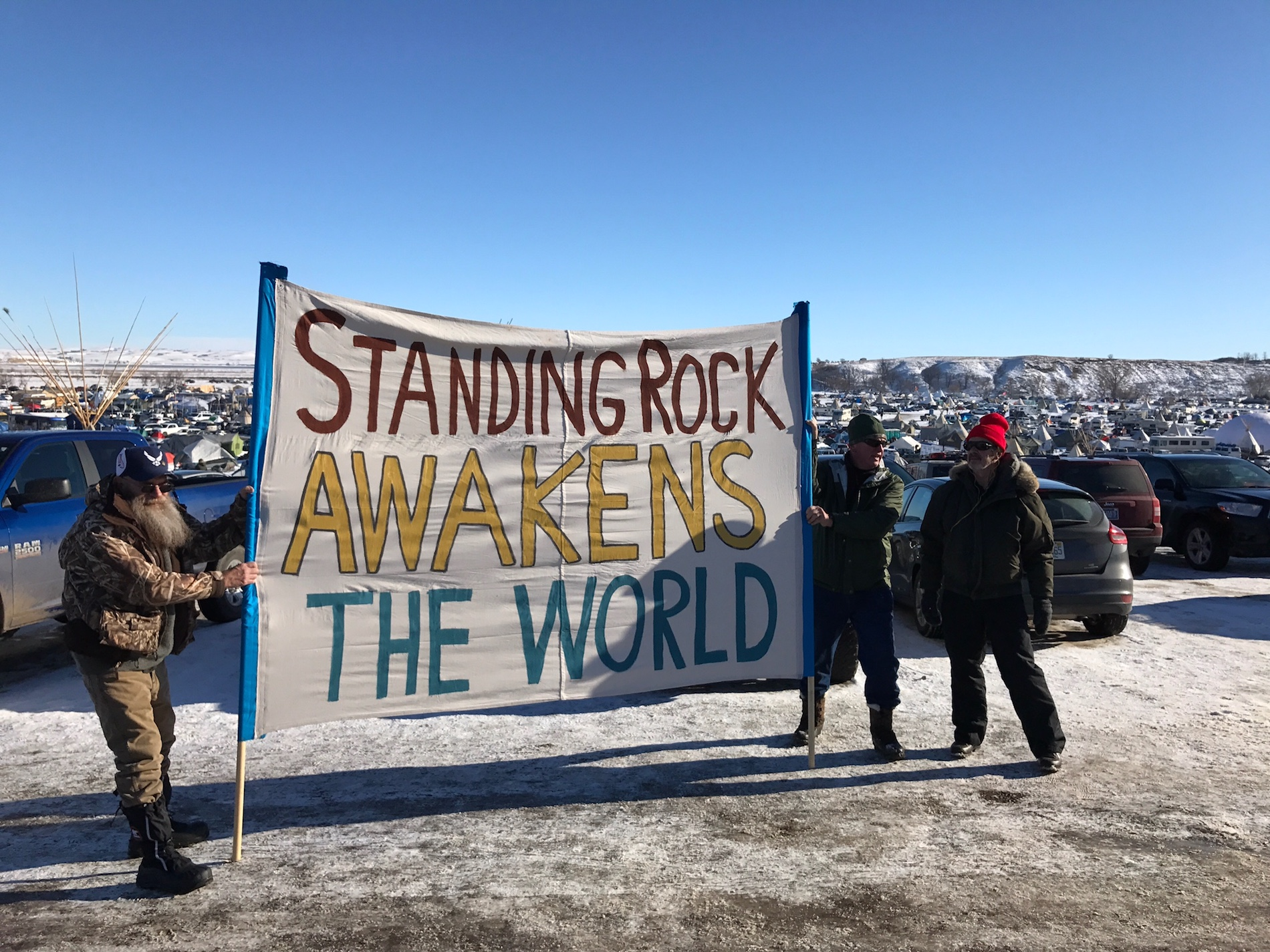 Mark Trahant: Standing Rock Sioux Tribe continues to defy history