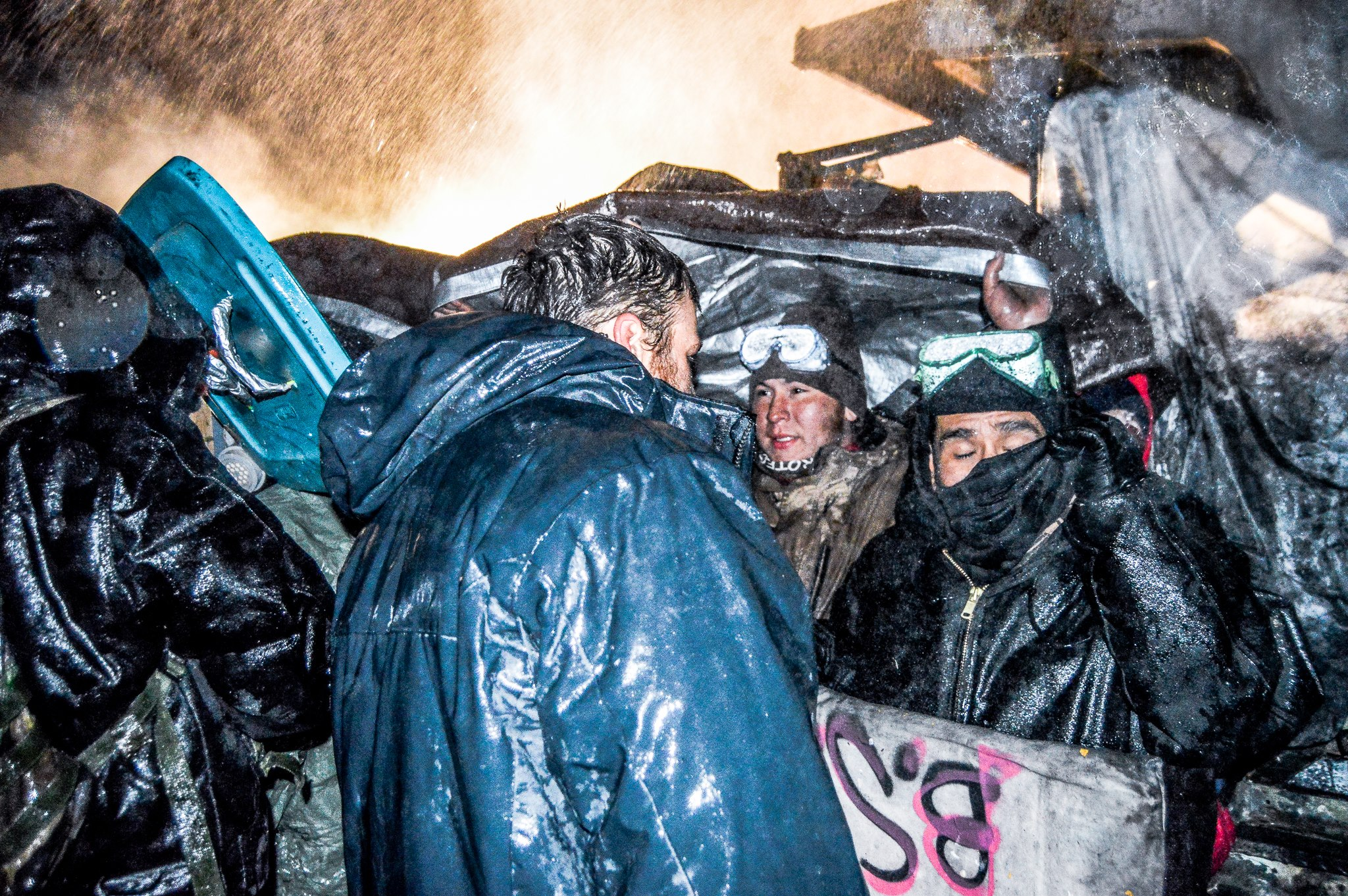 James Giago Davies: Finding the real enemy in the #NoDAPL fight