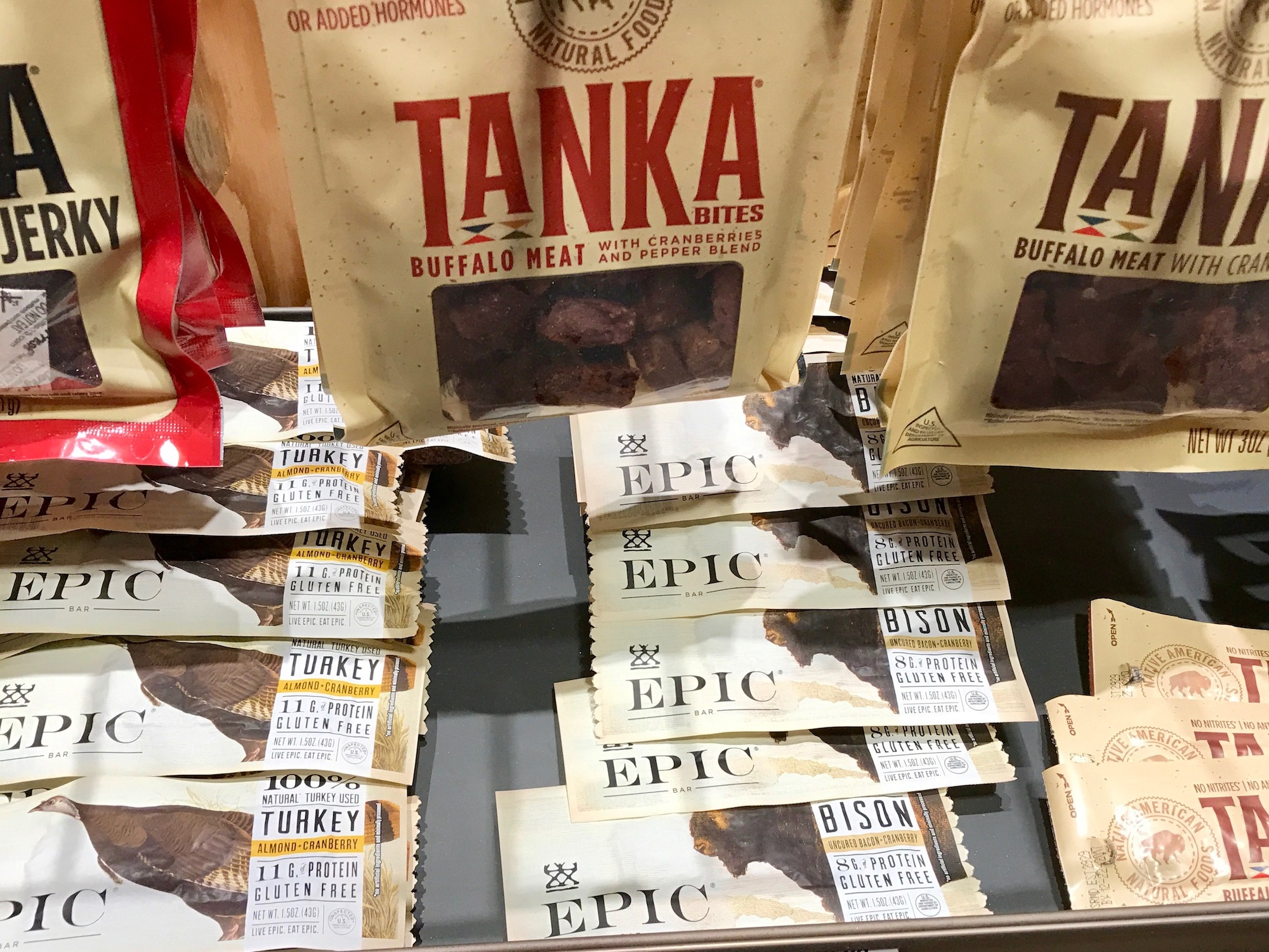 Lakota Country Times: 'Tanka Bar' company recognized as leader in world business community