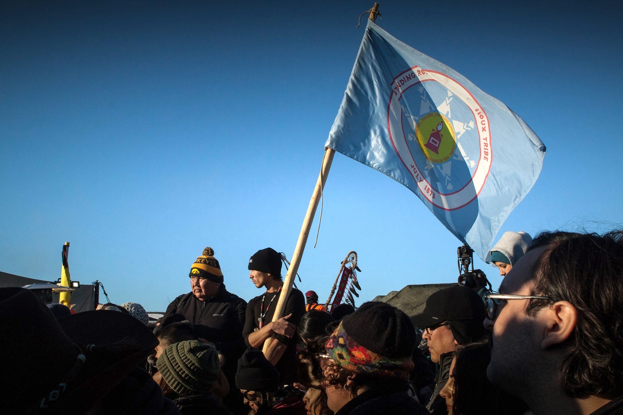 Dave Archambault: Standing Rock Sioux Tribe thanks many allies