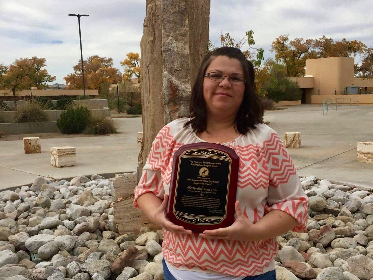 Lakota Country Times: Rosebud housing program wins top award