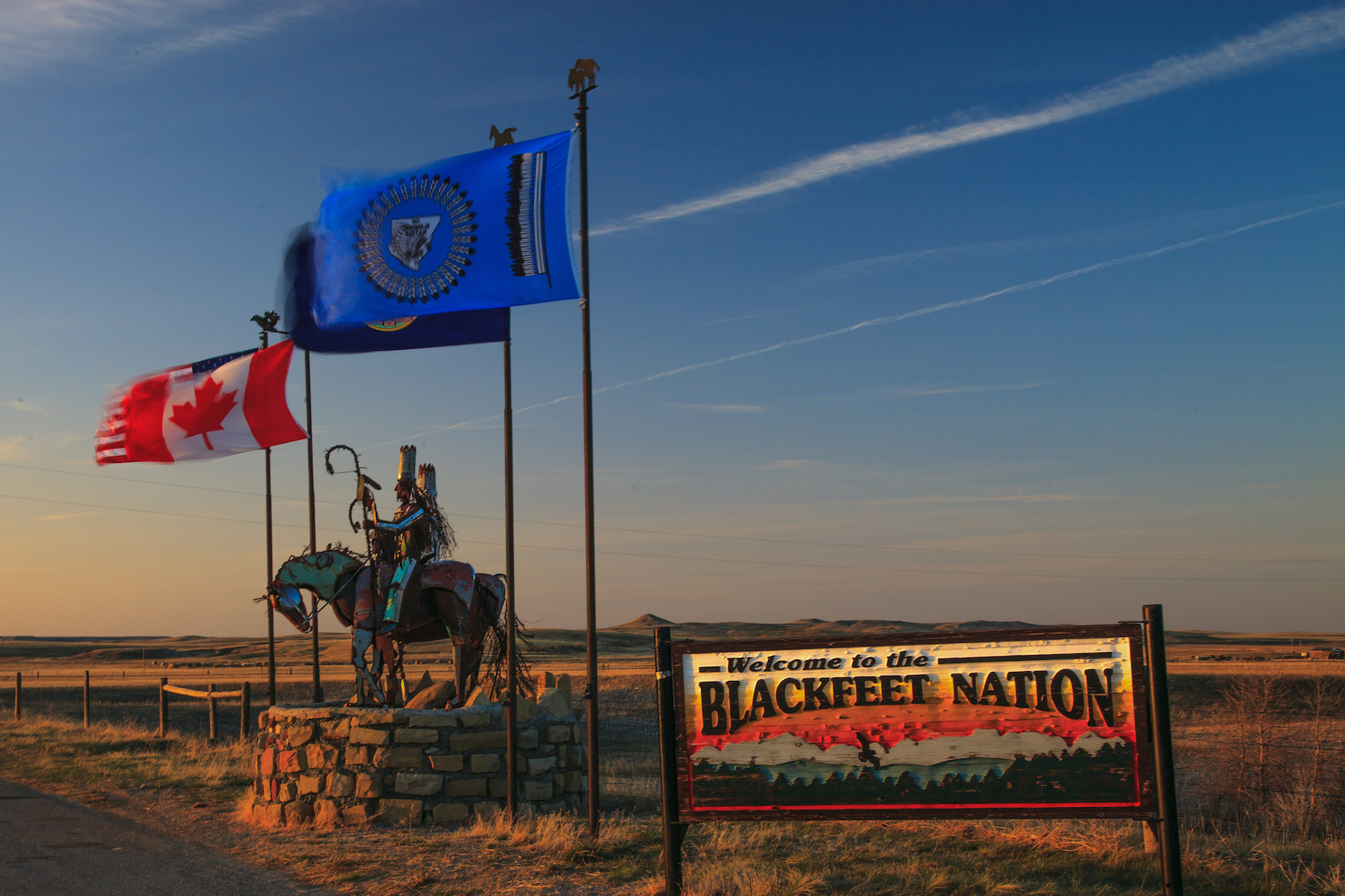 Michael Dax: Blackfeet Nation scores victory in sacred land fight
