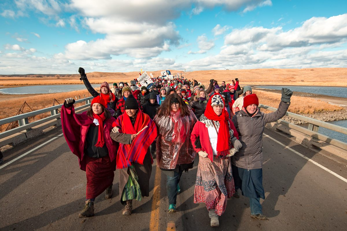 Sarah van Gelder: How the Standing Rock movement changed us
