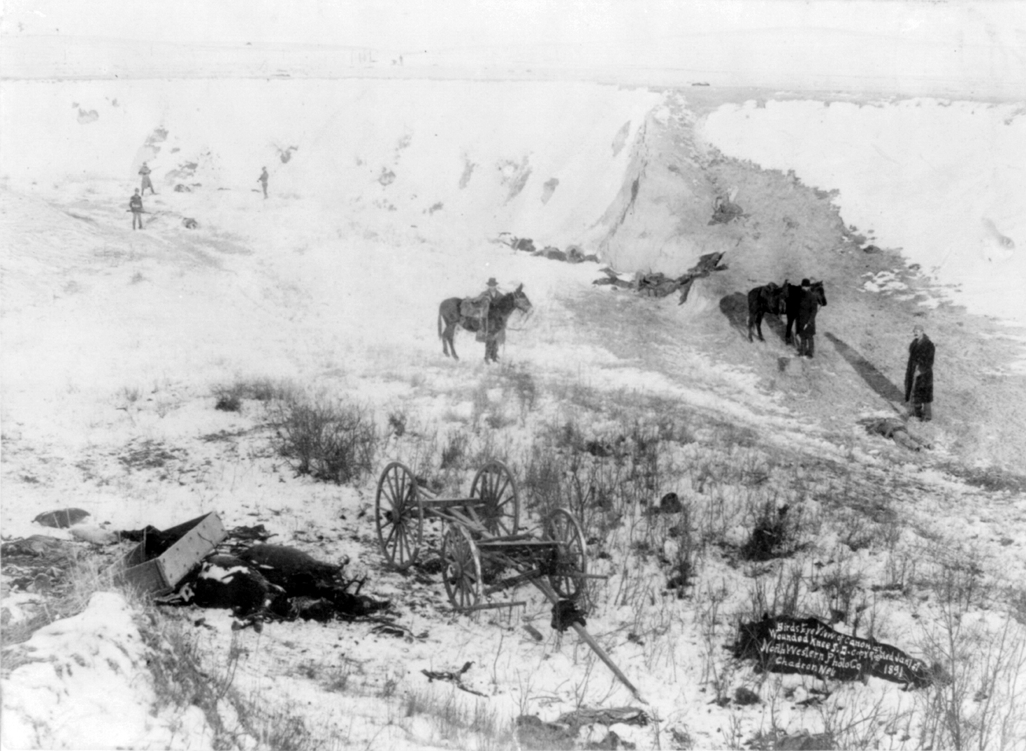 Tim Giago: Lakota people will never forget the Wounded Knee Massacre