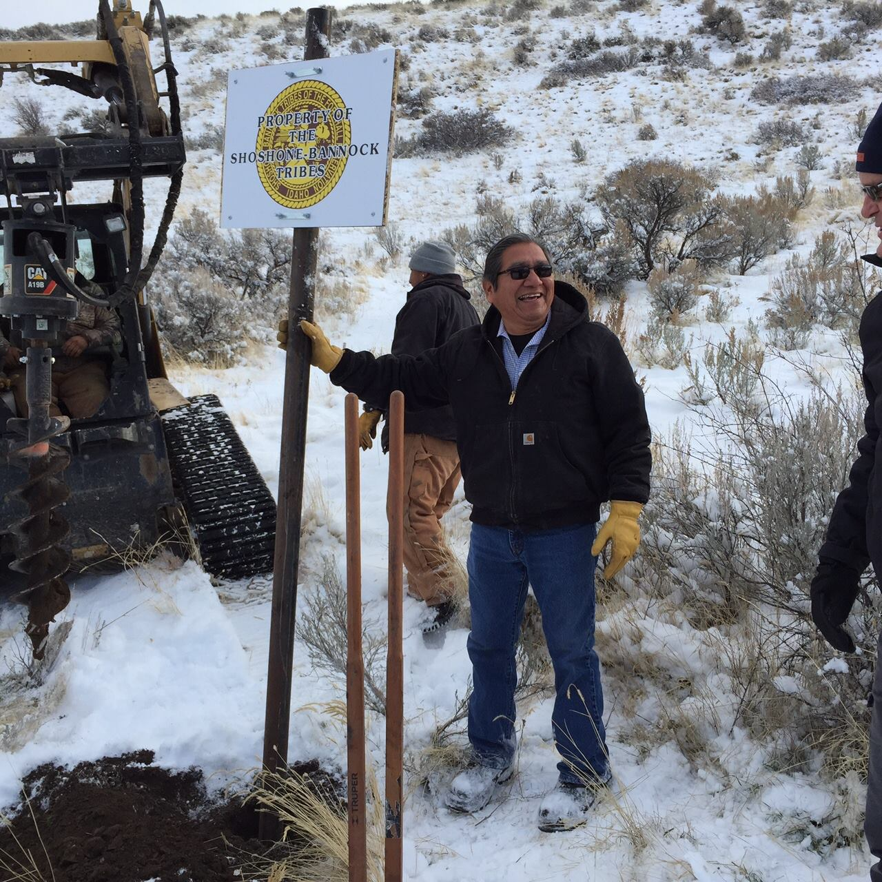 Shoshone-Bannock Tribes assert ownership of local trail system