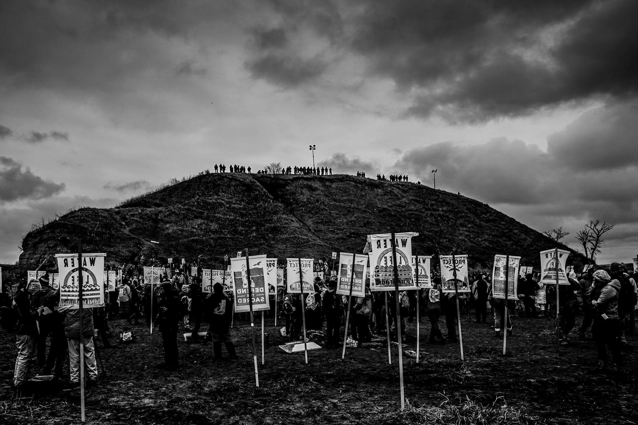 Matt Stannard: Public bank helps silence the #NoDAPL movement