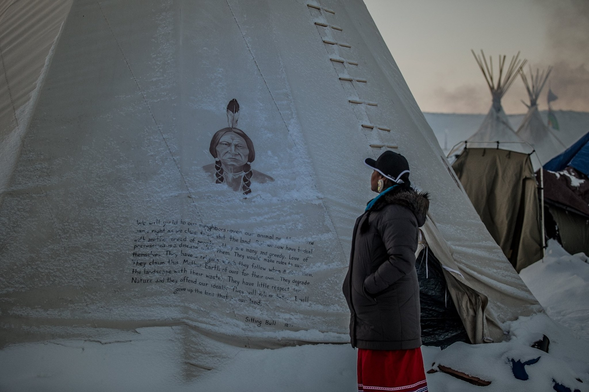 Steven Newcomb: Veterans beg for forgiveness at Standing Rock